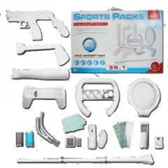 ������ ����� 39 � 1 Sport Pack (Wii). ����� ������ ����!