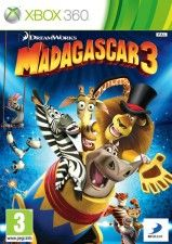 Мадагаскар 3 (Madagascar 3) The Video Game (Xbox 360)