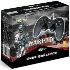 "Джойстик ""WarPad"" !QU ""Non-Slip"" Black (PC)"