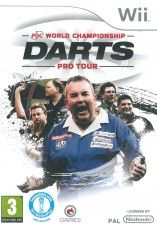 Игра PDC World Championship Darts: Pro Tour для Nintendo Wii