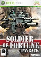 Игра Soldier of Fortune Payback для Xbox 360