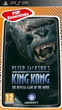 Игра Peter Jackson's King Kong: The Official Game of the Movie Essentials для PSP