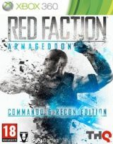 Игра Red Faction: Armageddon Commando & Recon Edition Русская Версия для Xbox 360