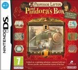 Professor Layton and Pandora's Box (the Diabolical Box, the Devil's Box) (DS)
