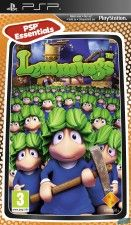 Игра Lemmings Essentials для PSP