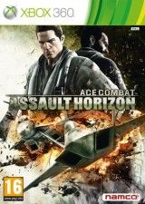 Игра Ace Combat: Assault Horizon для Xbox 360