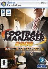 Football Manager 2008 Box (PC)