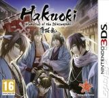Hakuoki Memories of the Shinsengumi-Limited Edition (Nintendo 3DS)