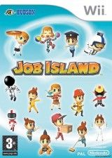Job Island Hard Working People (Wii)