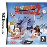 Игра Worms: Open Warfare 2 для Nintendo DS