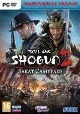 Total War: Shogun 2 ����� �������� ������������� ������� (Collector�s Edition) ������� ������ Box (PC)