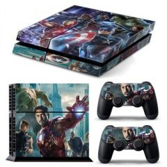 ������ �������� ��������� Marvel Super Heroes (PS4). ����� ������ ����!