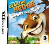 Игра Over the Hedge: Hammy Goes Nuts! для Nintendo DS