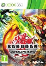 Игра Bakugan Defenders of the Core для Xbox 360