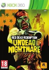 Игра Red Dead Redemption Undead Nightmare для Xbox 360