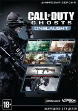 Call of Duty: Ghosts - Onslaught (Add-on) Русская Версия Box (PC)