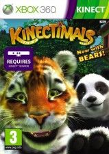 Игра Kinectimals: Now with Bears! с поддержкой Kinect для Xbox 360