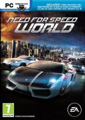 Карта оплаты Need for Speed World (60 000 баллов) (PC)