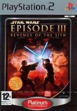 Star Wars Episode 3 (III): Revenge of the Sith (PS2)