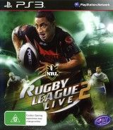 Rugby League Live 2 World Cup Edition (PS3)