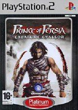 ���� Prince of Persia: ������� � ������� Platinum ��� Sony PS2