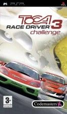 ���� TOCA Race Driver 3 Challenge ��� Sony PSP