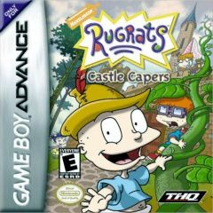 Rugrats Castle Capers Русская Версия (GBA)