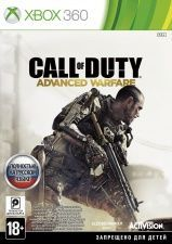 Call of Duty: Advanced Warfare Русская Версия (Xbox 360)