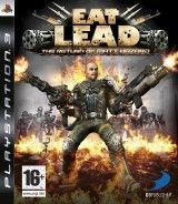 Игра Eat Lead: The Return of Matt Hazard для Playstation 3
