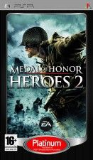 Игра Medal of Honor Heroes 2 Platinum для Sony PSP