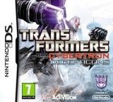 Transformers: War for Cybertron - Decepticons (DS)