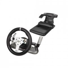 Купить Руль Madсatz Wireless Force Feedback Racing Wheel (Officially licensed) (Xbox 360) . Самая низкая цена!