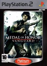 Игра Medal of Honor: Vanguard Platinum для Sony PS2
