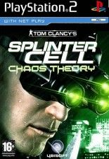 Игра Tom Clancy's Splinter Cell: Chaos Theory для Sony PS2
