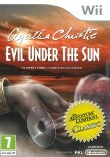 Игра Agatha Christie: Evil Under The Sun для Wii