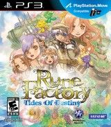 Rune Factory: Tides of Destiny с поддержкой PS Move (PS3)