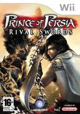 Игра Prince Of Persia Rival Swords для Nintendo Wii
