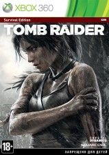 Tomb Raider Survival Edition (����������� �������) ������� ������ (Xbox 360)