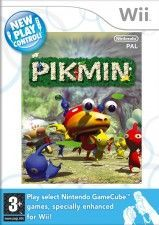 Игра Pikmin 1 New Play Control для Nintendo Wii