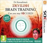 Dr. Kawashima's Devilish Brain Training: Can you stay focused? (Nintendo 3DS)