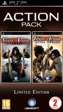 Prince of Persia Revelations + Prince of Persia: Rival Swords (PSP)