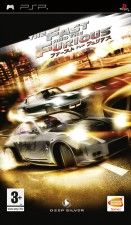 The Fast and The Furious: Tokyo Drift (PSP)