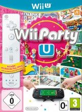 Wii Party U + Wii Remote Plus (White) (Wii U)