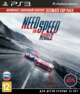 Need for Speed Rivals Limited Edition Русская Версия (PS3)