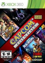 Capcom Essentials (Devil McRay 4, Dead Rising 2, Resident Evil 6, Super Street Fighter 4) (Xbox 360)