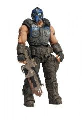 "Фигурка ""Gears of War 3 3/4"" Series 1 - Clayton Carmine (Neca)"
