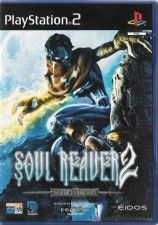 Soul Reaver 2: The Legacy of Kain Series (PS2)