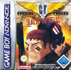 Ct Special Forces - Back to Hell Русская Версия (GBA)