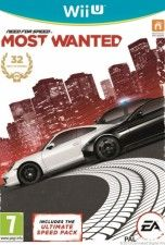 Need for Speed: Most Wanted 2012 (Criterion) (Wii U)