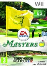 Игра Tiger Woods PGA Tour 12: The Masters для Nintendo Wii